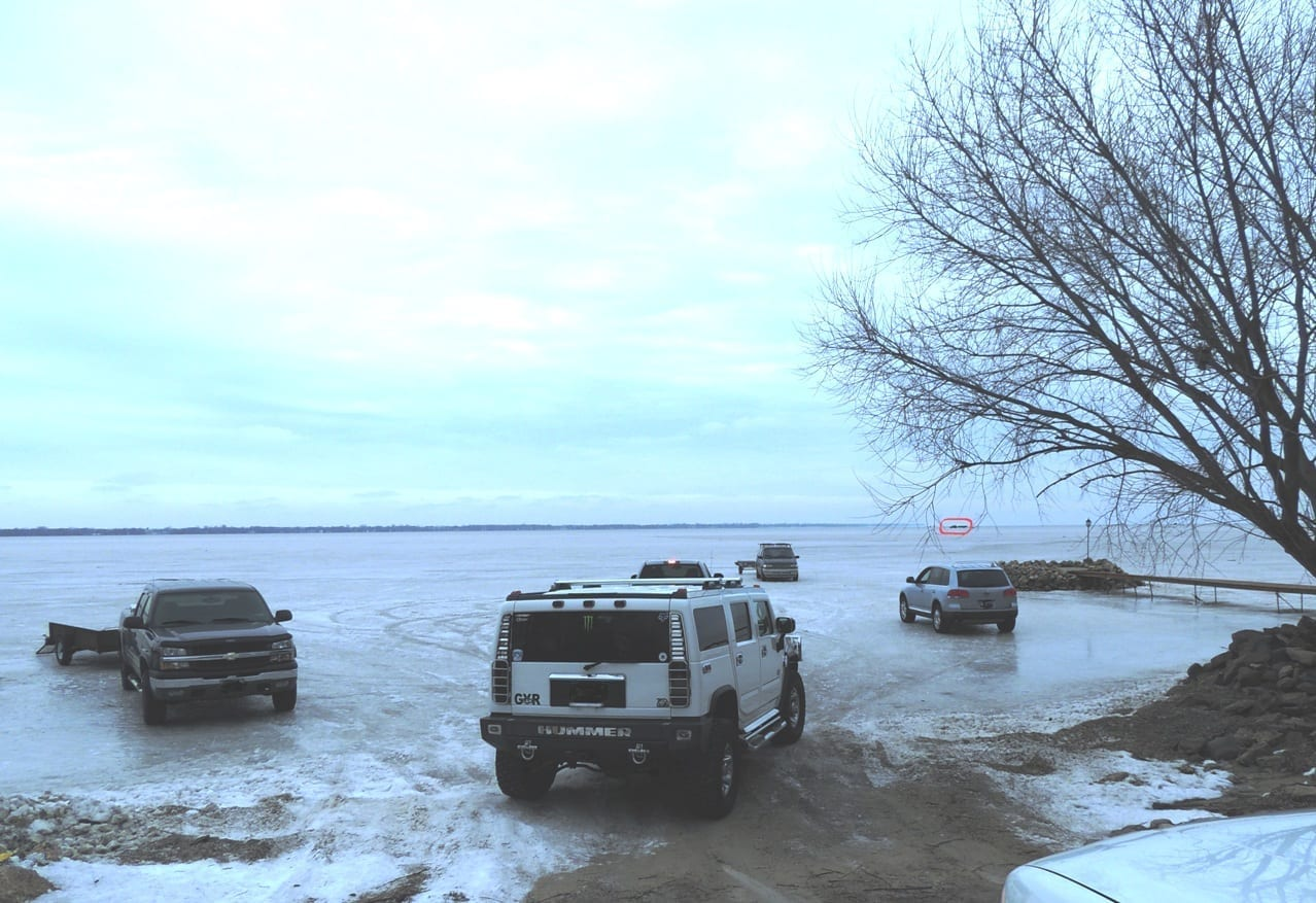 lake winnebago and lake poygan fishing report 1 16 13 my