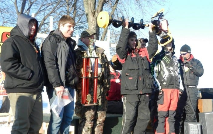 Fond du Lac Wins State Championship for High School Ice Fishing