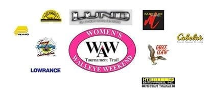 Women's Walleye Weekend in Winnecone, WI