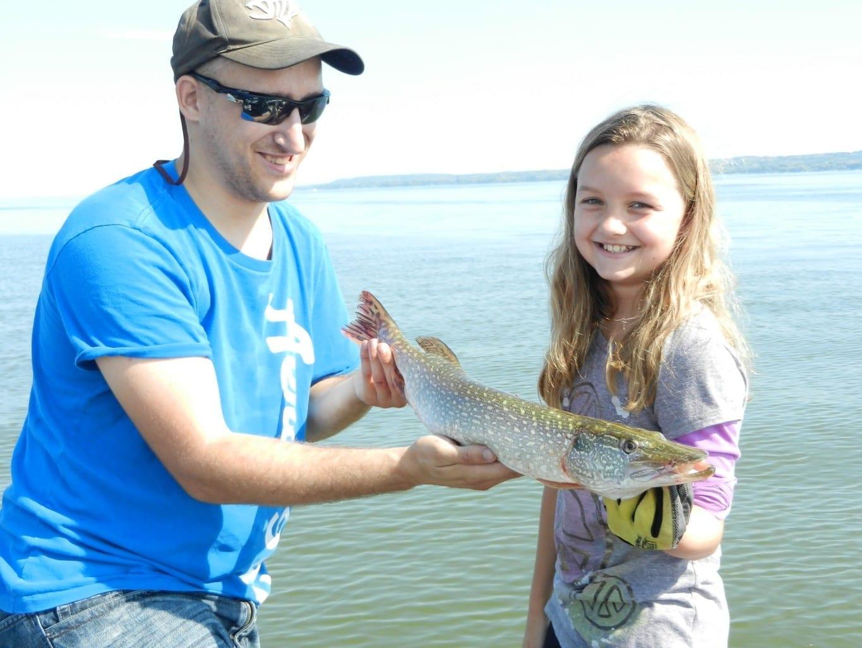 Lake Winnebago Fishing Report 9-28-14